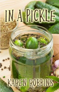 In A Pickle Cover front cover