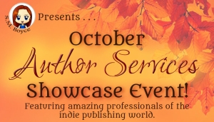 October Event - Author Services