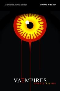 Vaempires- Zombie Rising Cover